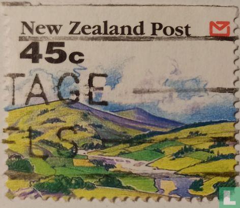 New Zealand - Landscapes
