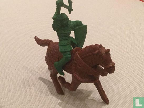 TIMMEE - Knight on horseback