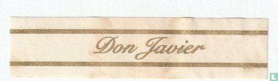 Don Javier - Don Javier