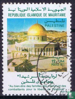 Mauritania - Palestinian welfare