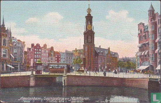 Amsterdam - Sophiaplein