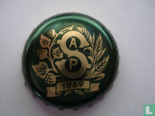 Pivovary Staropramen - SAP 1869
