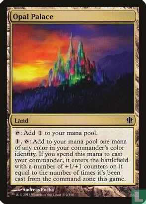 2013) Commander - Opal Palace