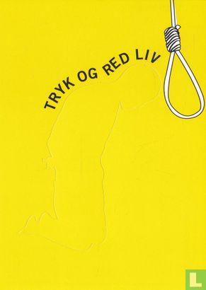 "Go-card - 13391 - Amnesty International ""Tryg Og Red Liv"""