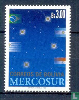 Bolivie [BOL] - Marché commun sud-américain