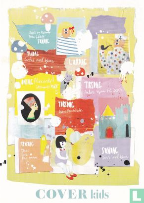 Go-card - 13394 - Cover Kids