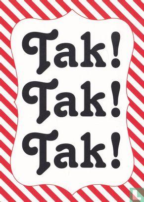 "Go-card - 13397 - Go-Card ""Tak! Tak! Tak!"""