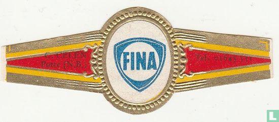 Abonné - FINA - C. Celen Putte (N.B.) - tel. 01645-331