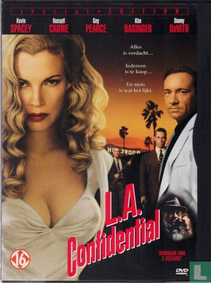 DVD - L.A. Confidential