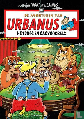 Urbanus [Linthout] - Hotdogs en babyborrels