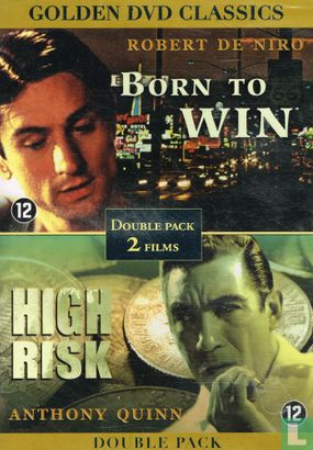 DVD - Born to Win + High Risk