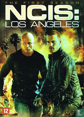 DVD - The First Season