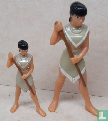 Pocahontas - Nakoma - kleine versie