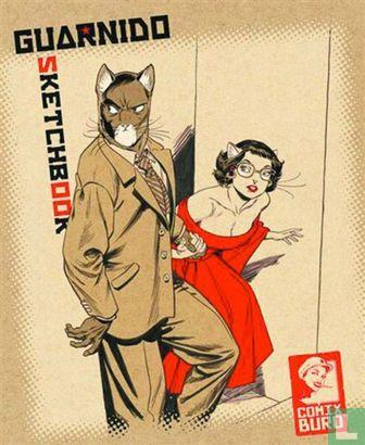 Blacksad - Guarnido - Sketchbook 1
