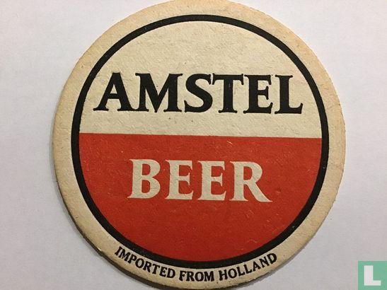 Netherlands (Holland) - Amstel Beer