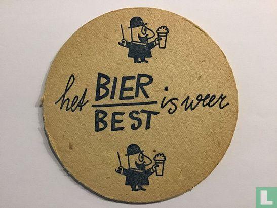 Netherlands (Holland) - Het bier is weer Best