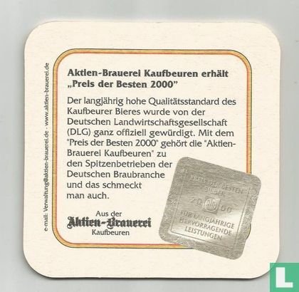 Germany - Kaufbeurer Bier