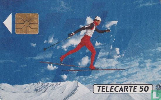 France Telecom - Ski de Fond