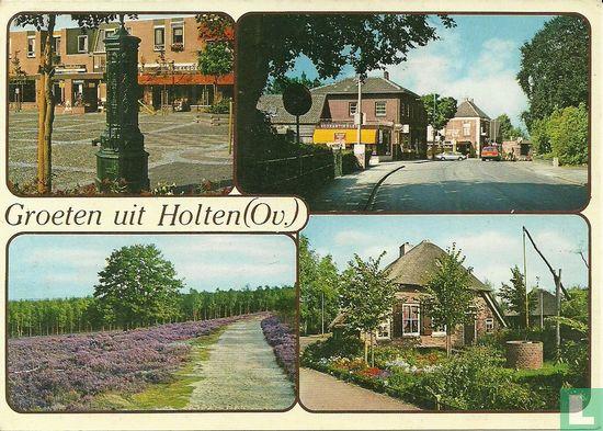 Holten - Groeten uit Holten (Ov.)