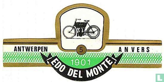 Edo del Monte - Victoria -1901 (D.)