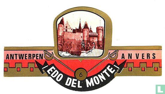 Edo del Monte - Antwerp Het Steen