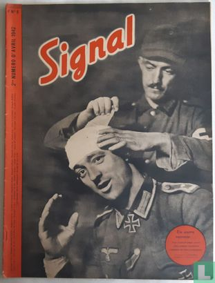 Signal [FRA] 8 - Afbeelding 1