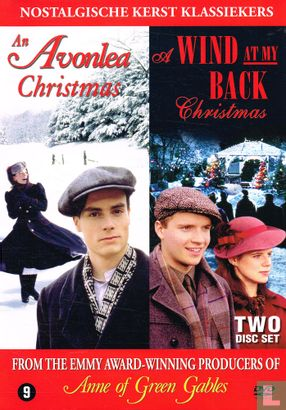 DVD - An Avonlea Christmas + A Wind at my Back Christmas
