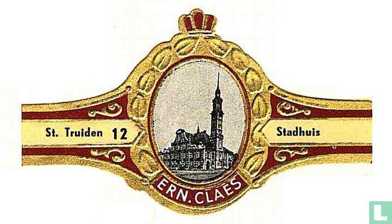 Ernest Claes - St. Truiden - Stadhuis