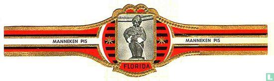 Florida - Manneke pis als soldaat