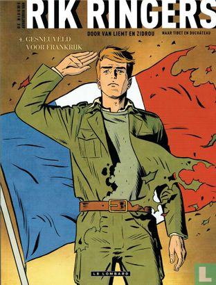Rick Master - Gesneuveld voor Frankrijk