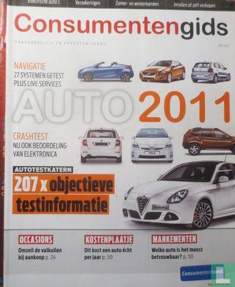Consumentengids Auto 2011 - Bild 1