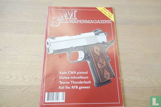 SAM Wapenmagazine 145