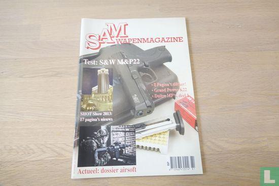 SAM Wapenmagazine 181