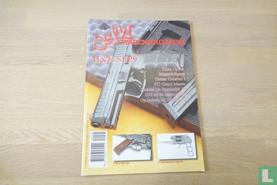 SAM Wapenmagazine 195