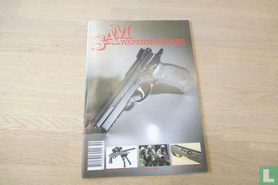 SAM Wapenmagazine 155