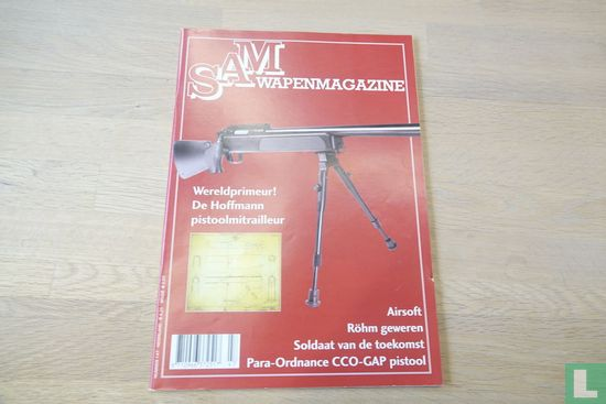 SAM Wapenmagazine 147