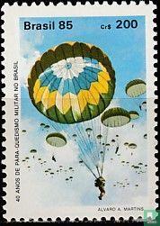 Brazil [BRA] - 40 years of skydiving