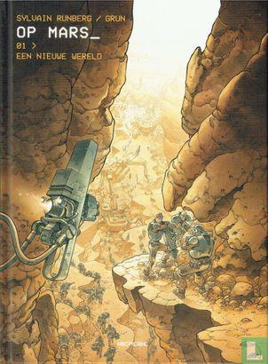 Op Mars [Runberg] - Een nieuwe wereld