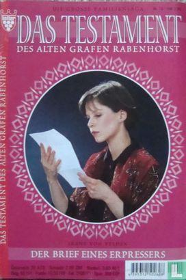 Das Testament des alten Grafen Rabenhorst [1e reeks] 15 - Afbeelding 1