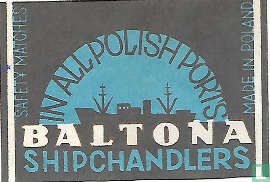 Baltona shipchandlers