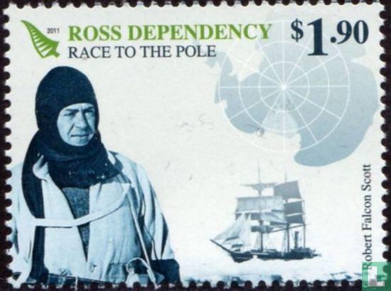 Ross Dependency - Race naar de Zuidpool