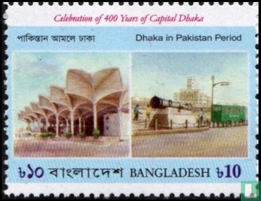 Bangladesh - 400 jaar hoofdstad Dhaka