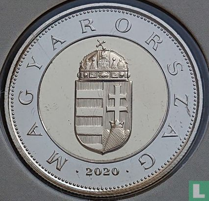 Hongarije 100 forint 2020 - Afbeelding 1