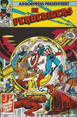 Captain America - [Een nieuw leven]