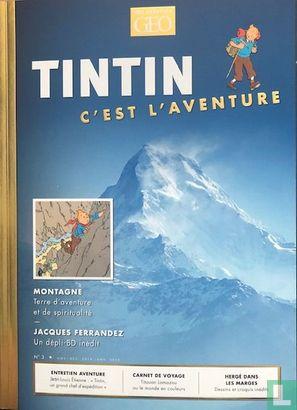 Magazine Tintin, C'est l'aventure 3 - Bild 1