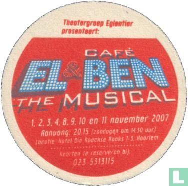 Netherlands (Holland) - Café - El Ben - The Musical