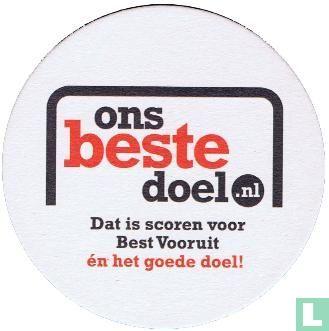 Nederland - Ons beste doel.nl - Dat is scoren voor Best Vooruit