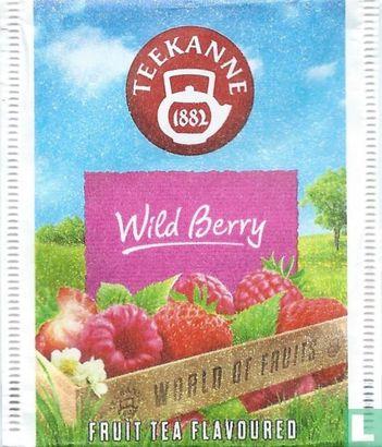 Teekanne - Wild Berry