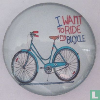 I want to ride my bicycle - Afbeelding 1