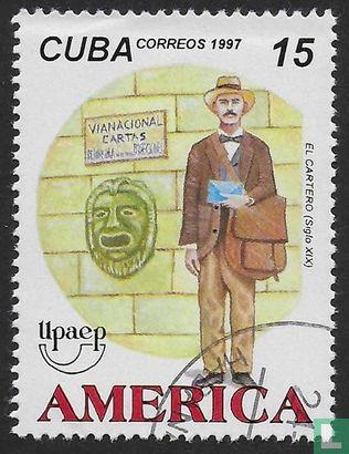 Cuba - Facteur